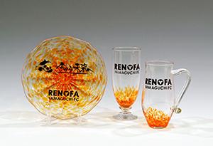 写真:Glass Material(ガラス素材について)